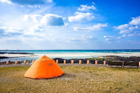 Gimnyeong Beach Campground 대표이미지