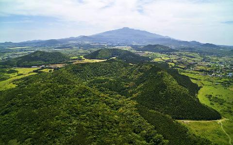 Geomun Oreum Volcanic cone (UNESCO World Natural Heritage ) 대표이미지