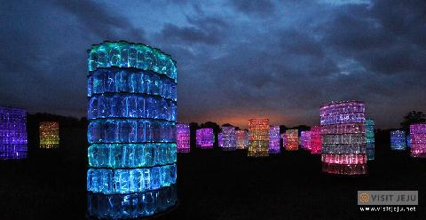 Jeju Light Art Festival 대표이미지