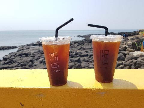 #애월 Cafe 봄날