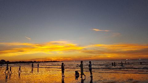 #여름#제주여름#삼양검은모래해변#제주즐기기