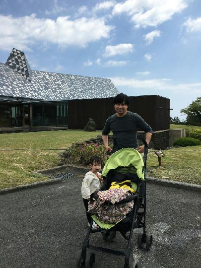 26개월 아이와 함께한 제주여행, 본태박물관 관람 후 바로 옆 방주교회도 잠깐 들러서