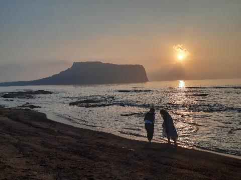 광치기해변