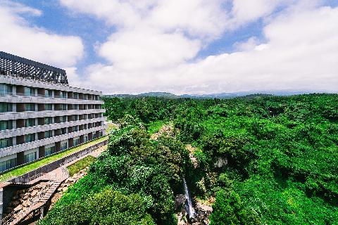 Surrounded by Nature <Finding Tranquility in Jeju's Mountain Hotels> 대표이미지